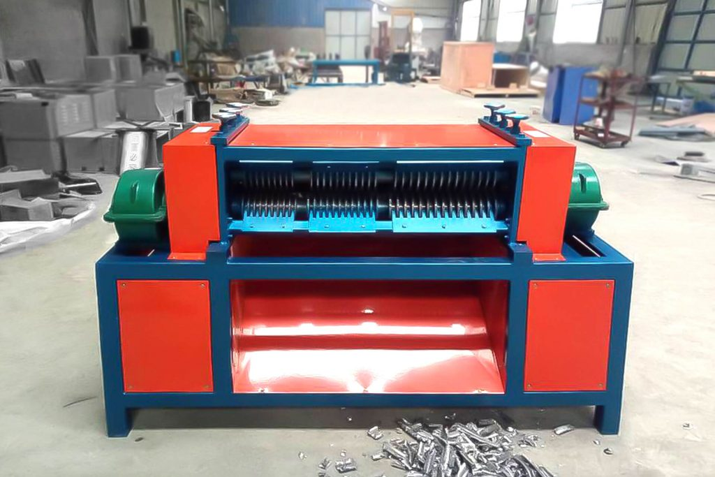 Air Conditioner Radiator Recycling Machine