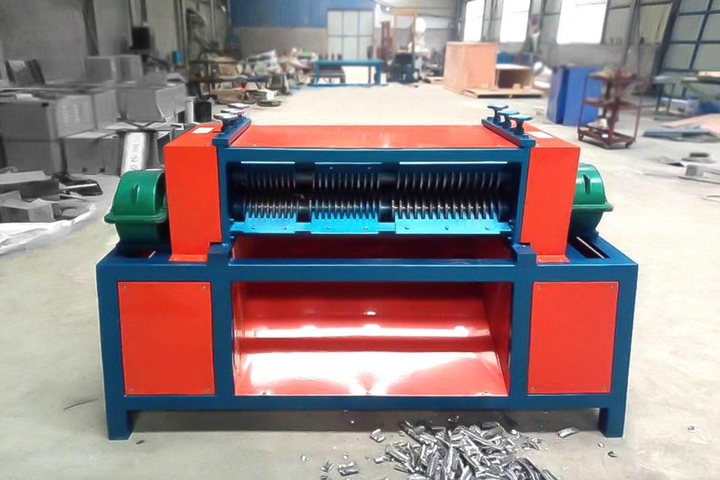 Air Conditioner Radiator Recycling Machine