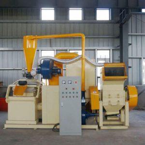 medium wire granulator machine