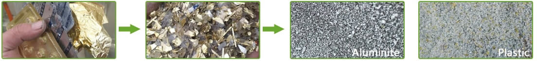 Aluminum-plastic Separation Recycling
