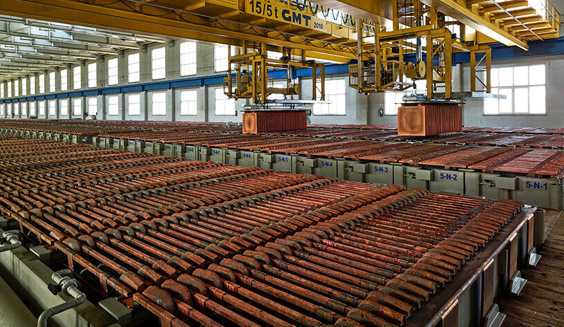 Copper Electrolytic Plant