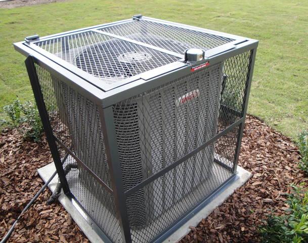 Air Conditioner Cages Sante Blog