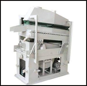 air gravity separator