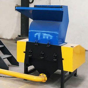plastic crusher