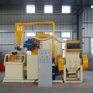 medium wire granulator machine