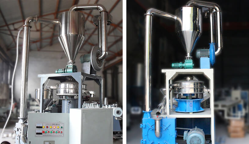 High Speed Turbo Type Grinder Mill Plastic Grinding Mill